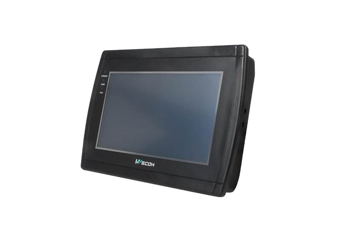 Touch screen monitoring system