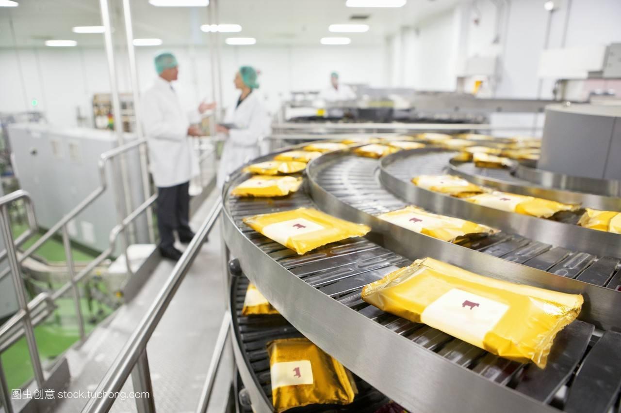 食品行业温湿度监控