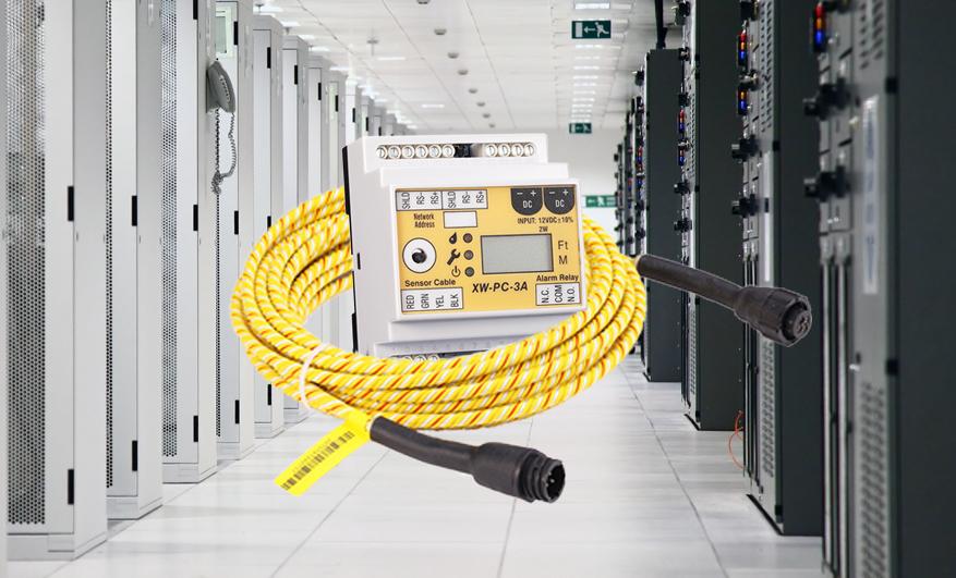 科普I水浸报警器中点式和线缆式的区别