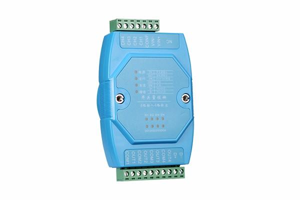 XW-8060 4路输入4路输出开关量模块
