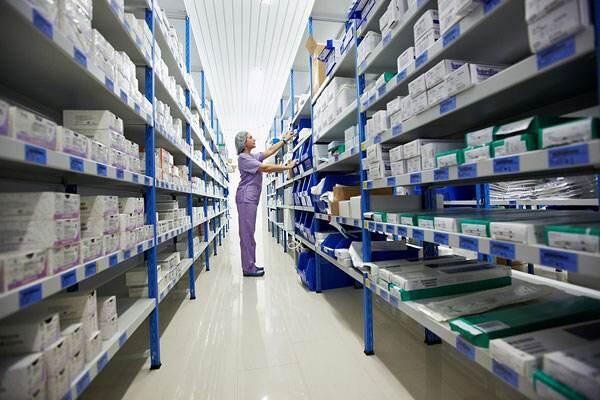 温湿度传感器在药品存储中的应用