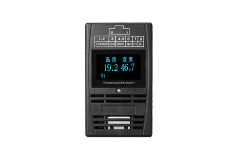 祥为机柜温湿度传感器